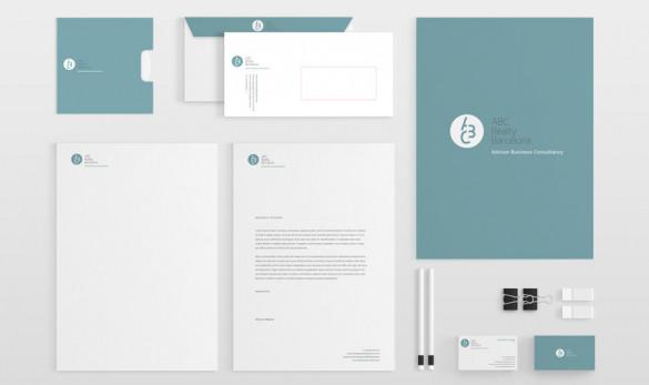 x Compañía general de ideas-comunicación projects imatge coorporativa ABC Realty