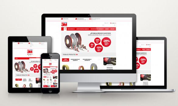 Compañía general de ideas-comunicación projects web 3m