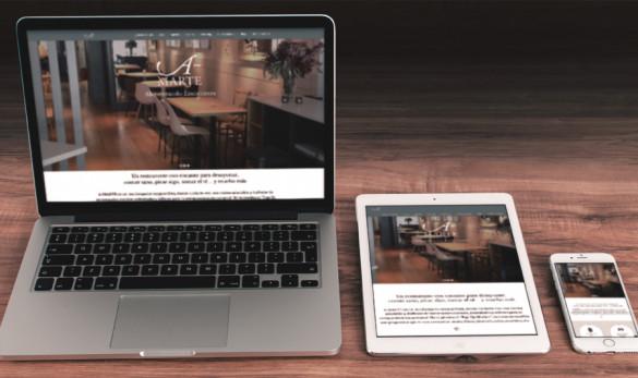Compañía general de ideas-comunicación projects web amarte pantalles