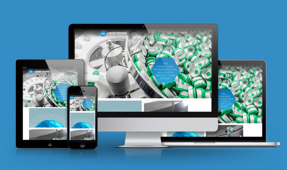 Compañía general de ideas-comunicación projects idositecno web