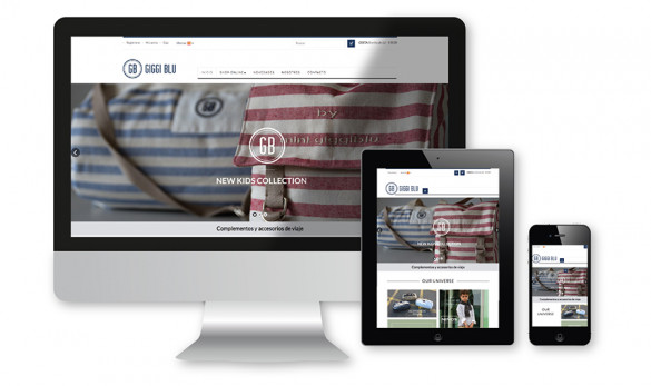 Compañía general de ideas-comunicación projects shop on line gigiblue pantallas