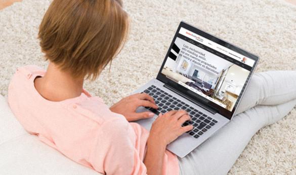 x Compañía general de ideas-comunicación projects web inmofinders 1