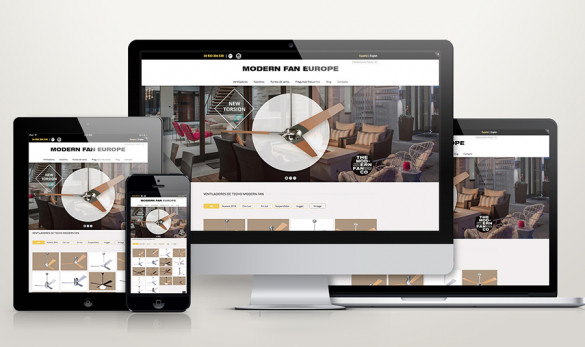 Compañía general de ideas-comunicación projects web modernfun pantalles