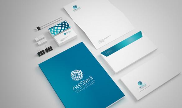 x Compañía general de ideas-comunicación projects imagen coorporativa netsteril