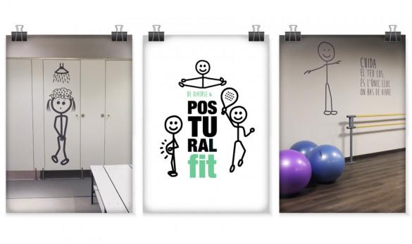 Compañía general de ideas-comunicación projects postural fit imagen coorporativa