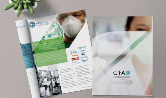Compañía General de Ideas Cifa catalog 2020
